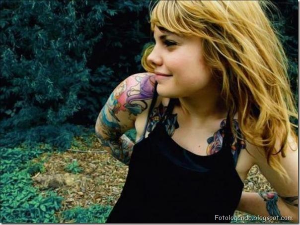 Compilação de meninas com tatuagens (12)