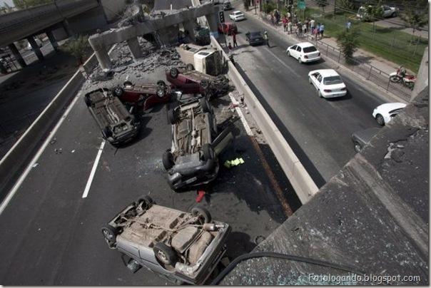 Fotos do Devastador terremoto no Chile (22)