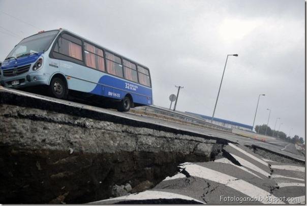Fotos do Devastador terremoto no Chile (29)