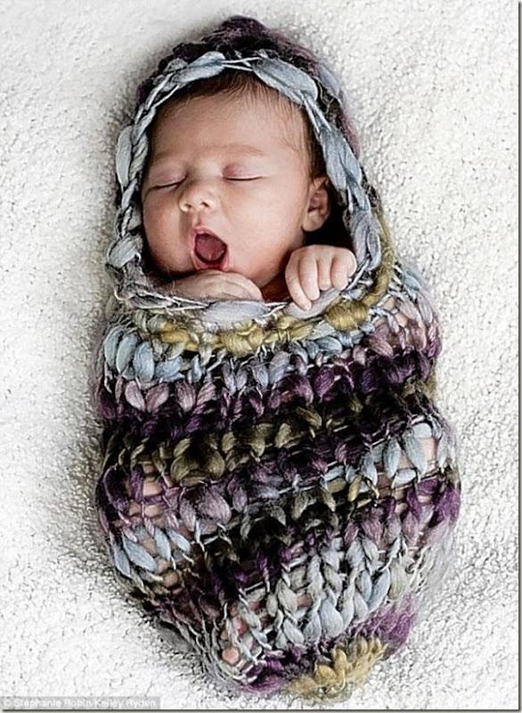 Recém-nascidos dormindo (8)
