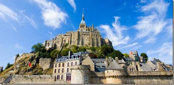 Mont Saint Michel, a cidade no meio do mar (13)
