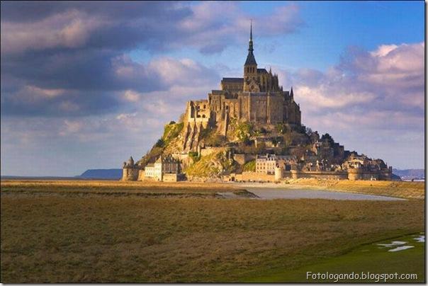 Mont Saint Michel, a cidade no meio do mar