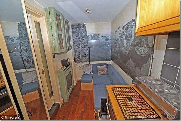 Apartamento em Londres custa mais de $ 300.000 (1)