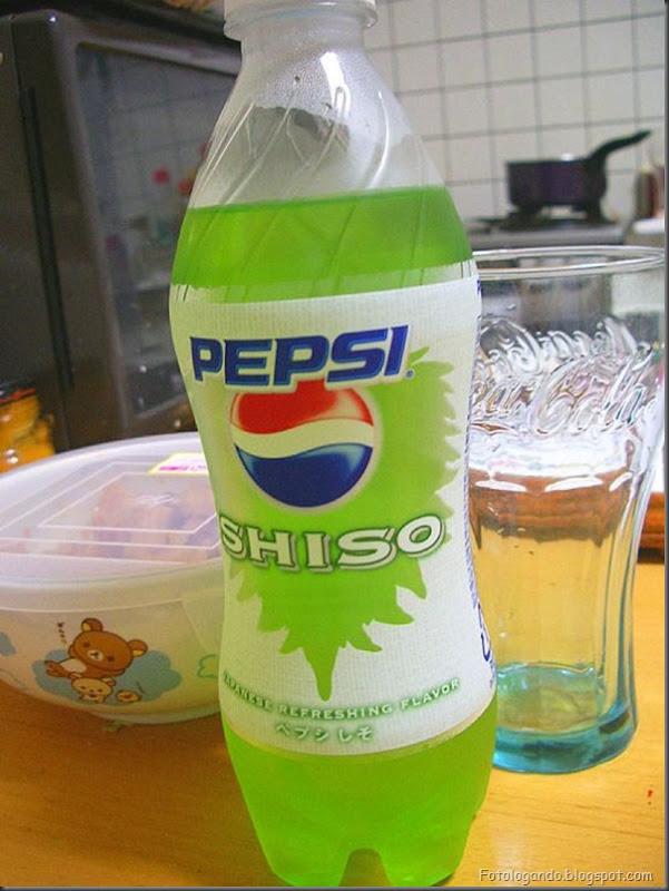 Sabores não comuns de Pepsi (24)
