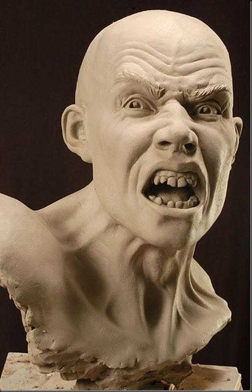 Esculturas Faciais de Philippe Faraut (20)