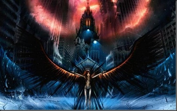 Surpreendentes imagens de ficção científica e fantasia