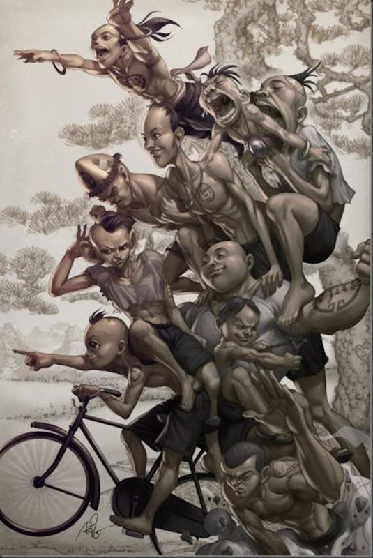 Arte por oito artistas (25)