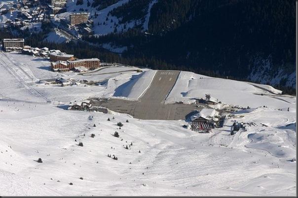 Vista aérea de pistas de aeroportos (14)