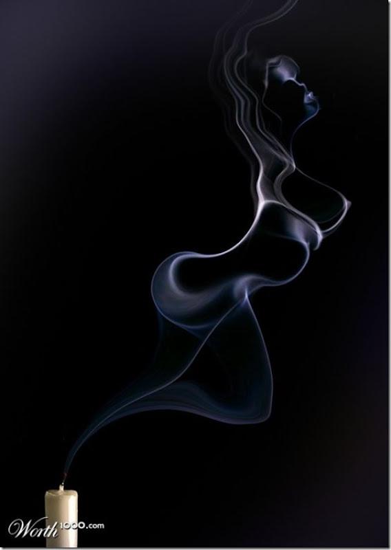 A bela arte feita com a fumaça (13)