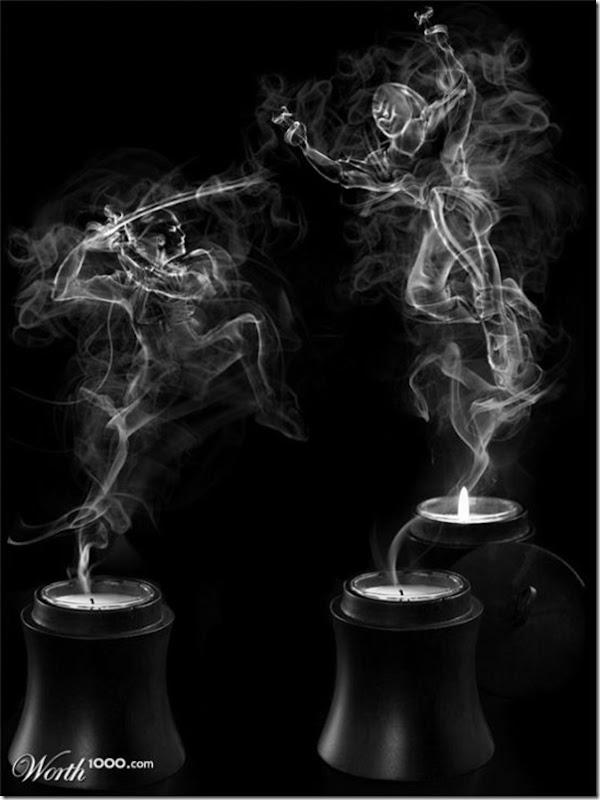 A bela arte feita com a fumaça (11)