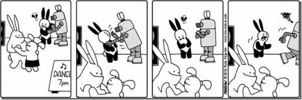 O coelho mais azarado do Mundo (40)