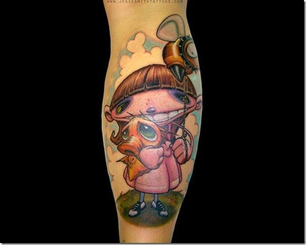 Tatuagens assustadoras por Jesse Smith (25)