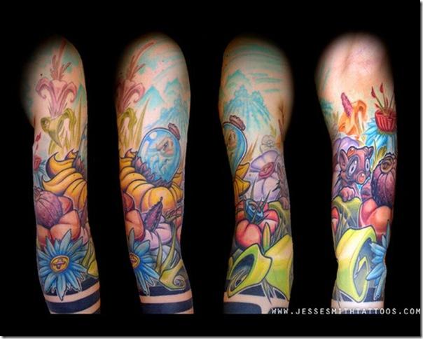 Tatuagens assustadoras por Jesse Smith (11)