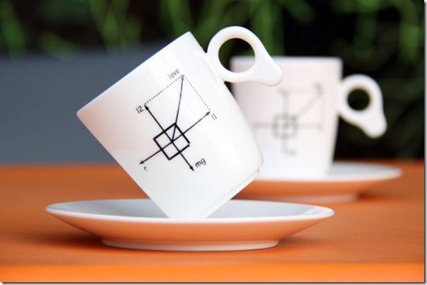 Xícara de Café perfeitamente equilibrada no pires (6)