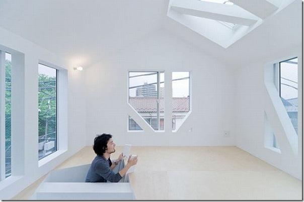 Apartamento diferente em Tóquio (3)