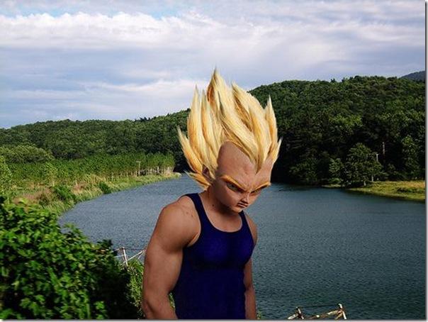 Fotos realistas de Dragon Ball