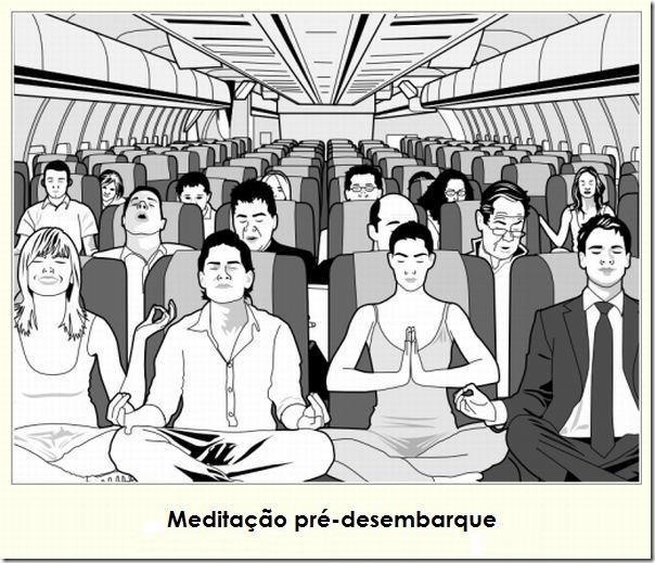 O que fazer durante uma viagem de avião (9)