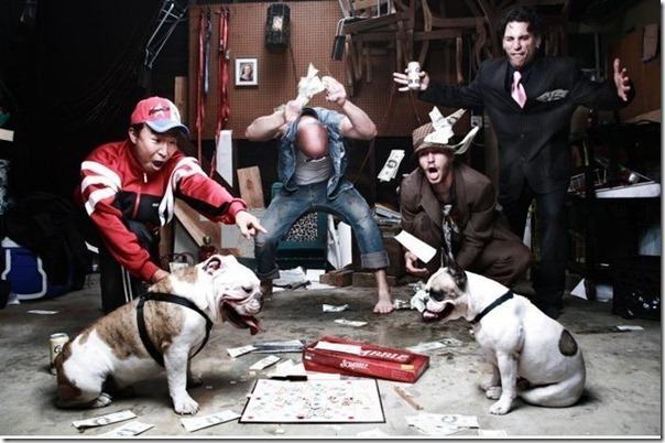 Competição Canina