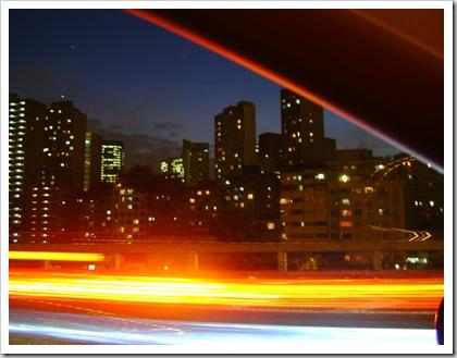 Da janela do meu carro