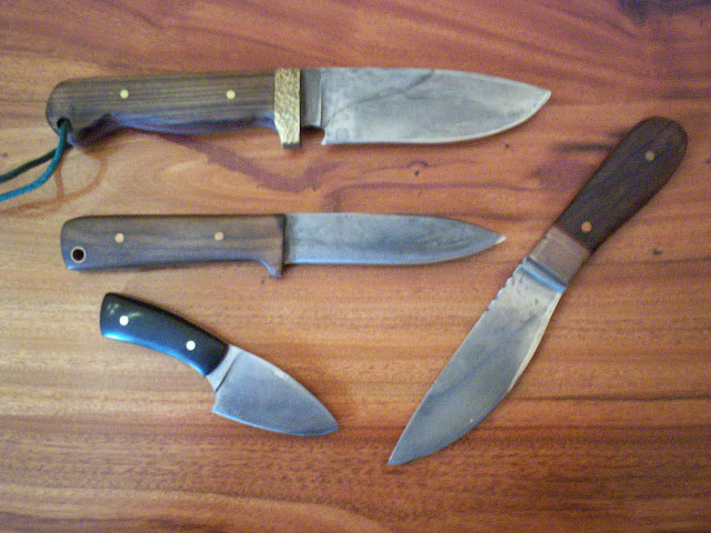 Let's see some well used knives! - Other Weapons