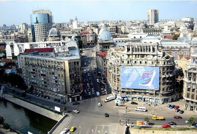 The Bucharest apartments in the heart of Romania