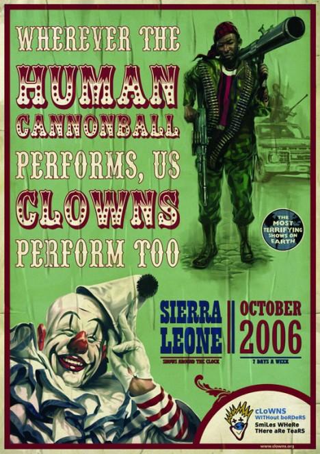 World of Clowns