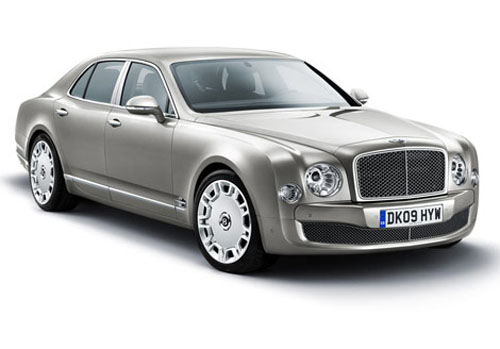 Bentley has officially presented a new magnificent sedan