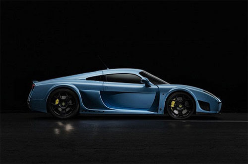 The British supercar to 100 km/h is dispersed for 3 seconds