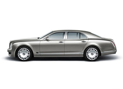 Sedan Bentley