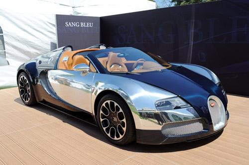 Unique Bugatti