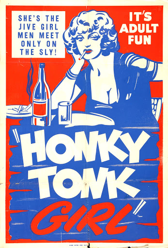 honky tonk girl poster 02 ... both on tour and in XXX movies, Charlie's very own Angel: Bree Olson.