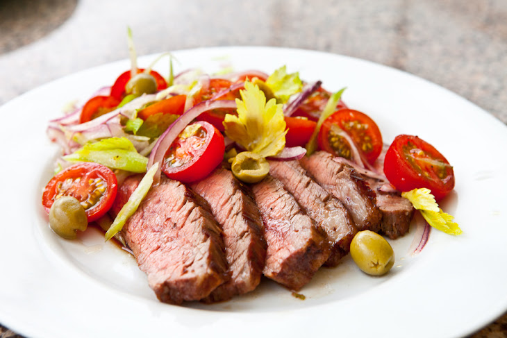 ... dreaming flank steak with bloody mary flank steak with bloody mary
