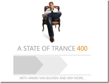 Armin ASOT 400 Logo