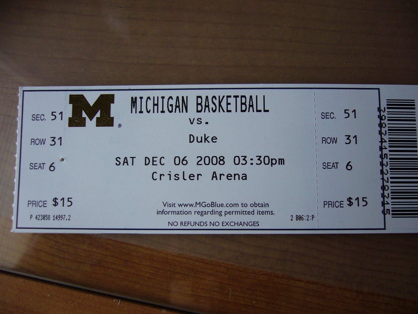 Duke vs. Michigan Basketball (and Zingerman\'s!) | Life in Birmingham
