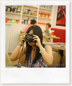 Amber with DSLR XD