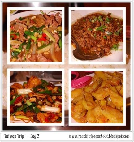 Day 2 - Taiwan Trip(food)