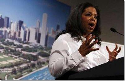 Skanky Oprah
