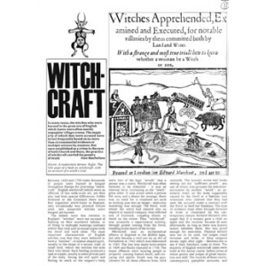 Witchcraft In History Of The English Speaking Peoples Cover