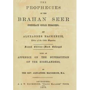 The Prophecies Of The Brahan Seer Cover
