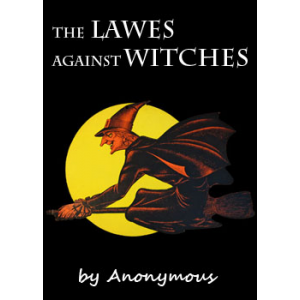 The Lawes Against Witches Cover