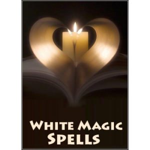 White Magic Spells Cover