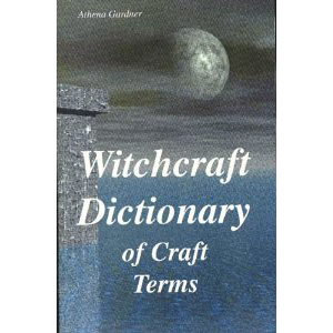 Witchcraft Dictionary Of Craft Terms Cover