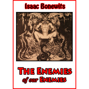 The Enemies Of Our Enemies Cover