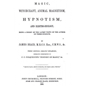 Magic Witchcraft Animal Magnetism And Electro Biology Cover