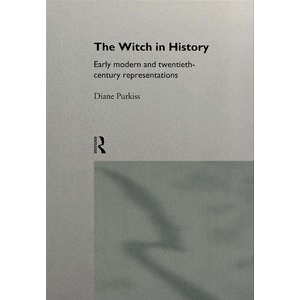 The Witch In History Early Modern And Twentieth Century Representations Cover