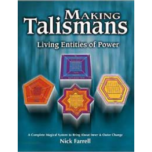 Making Talismans Living Entities Of Power Cover