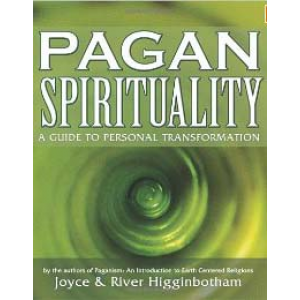 Pagan Spirituality A Guide To Personal Transformation Cover