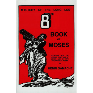 The 8th Book Of Moses Cover