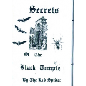 Secrets Of The Black Temple Cover