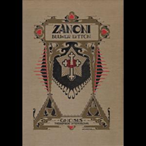 Zanoni Cover
